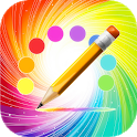 Rainbow Draw and Doodle icon