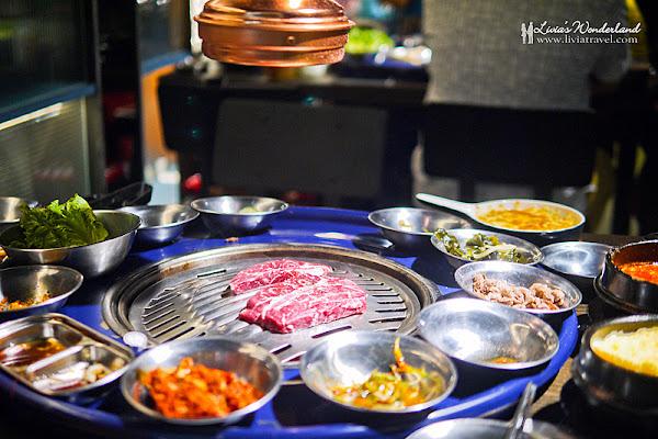 BUNGY JUMP笨豬跳韓式燒肉京華城店 專人烤肉份量超多、產地直送溫體豬!