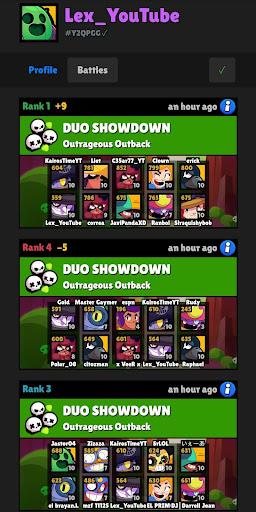 Star List for Brawl Stars 1.0 screenshots 4