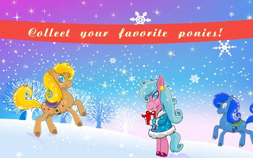 Cute Horses Saga Kids Puzzle