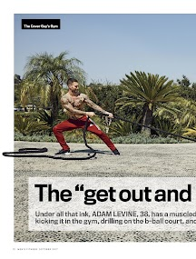 Men's Fitness- screenshot thumbnail