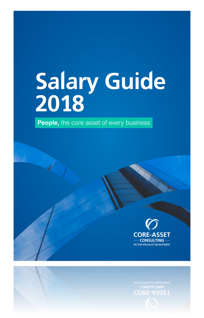Cover of Salary Guide 2018