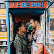 Свадебный фотограф Владимир Рыбаков (VladimirRybakov). Фотография от 24.10.2018