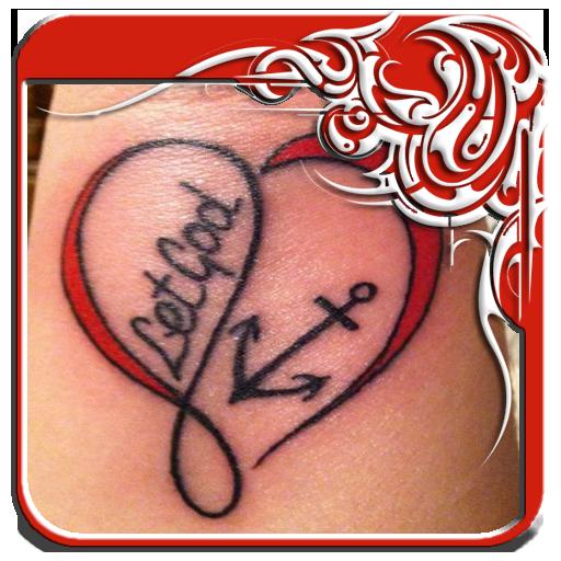 Love Tattoo Designs Aplikacije Na Google Playu