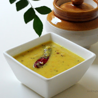 KERALA PARIPPU CURRY FOR SADYA
