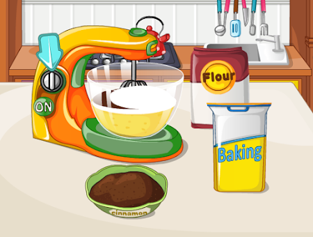 Cake Maker Story -Cooking Game 1.0.0 screenshot 900279