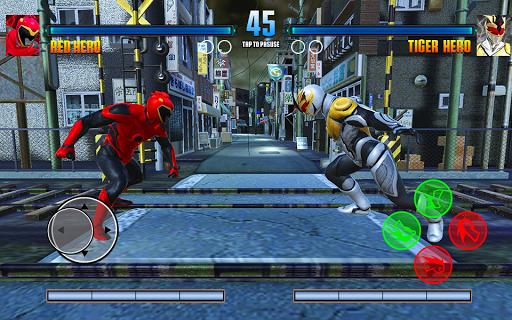 Legend Hero Super Dino Fight Ranger Ninja Warrior 10.0 screenshots 4