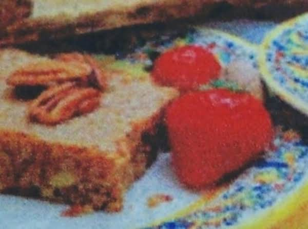 Georgia Cornmeal Cake &  Why No Cornmeal ! Recipe
