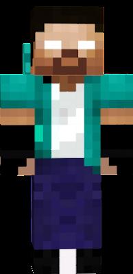 minecraft skin hero brine