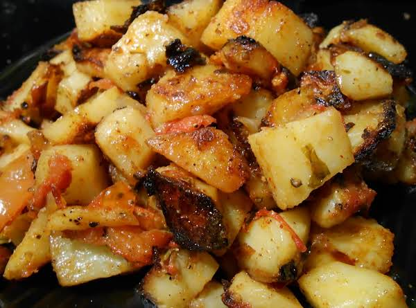 Mexican food recipes with potatoes Mexican Style Pan Roasted Potatoes Just A Pinch Recipes