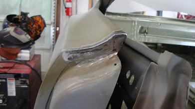 Photo: Big crack needed welded