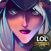 LOL Champion Manager - Strategy Simulator