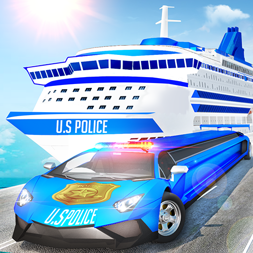 US Police Limo Transporter Truck 2019