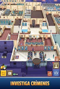 Idle Police Tycoon-Police Game 5