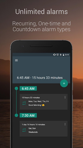 Alarm Clock for Heavy Sleepers v3.1.0 [Premium]