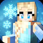 Ice Princess Craft:❄️ Icy Crafting & Building 1.0