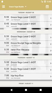 Grace Yoga Studio - náhled