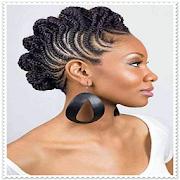 African Braid Style Ideas 2018