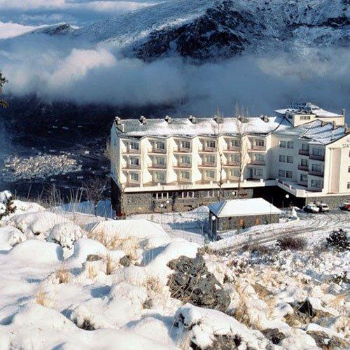 Hotel Santa Cruz Web Oficial Hotel Sierra Nevada
