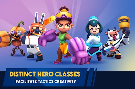 Heroes Strike Mod Apk 522 (Unlimited Money) 3