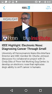 IEEE.tv- screenshot thumbnail