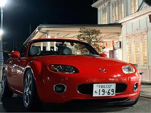 ロードスター NCECのカスタム事例画像 こうじ赤茶髪赤車さんの2019年12月16日20:19の投稿