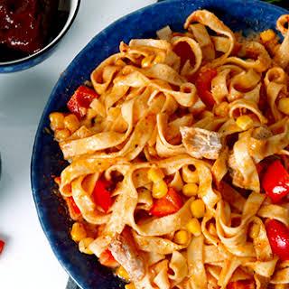 Chipotle Chicken Pasta.