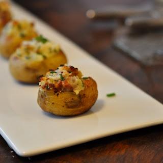 Bite-Size Twice-Baked Potatoes Recipe