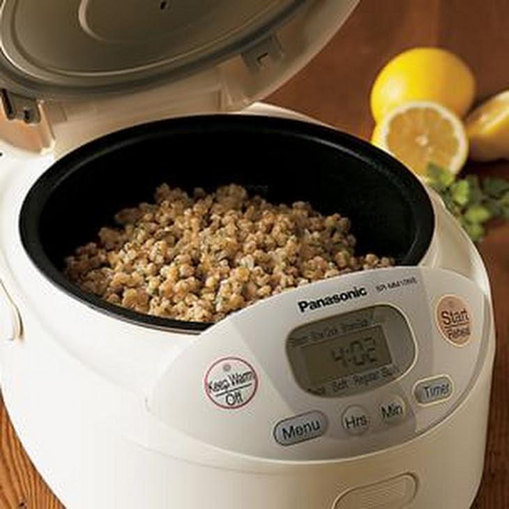 Barley Pilaf Recipe