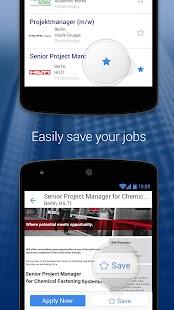 StepStone Job App - screenshot thumbnail