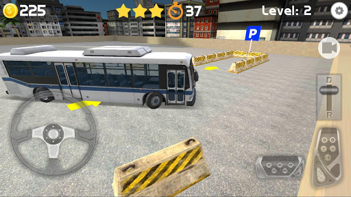 Bus Parking 3D 3.6 screenshots 6