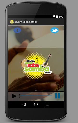 Radio Quem Sabe Samba