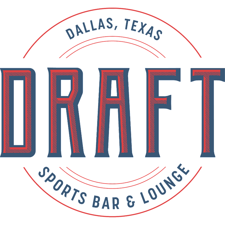 Logo for Draft Sports Bar & Lounge