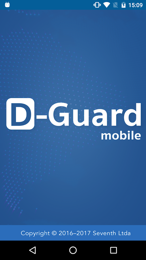 D-Guard Mobile- screenshot