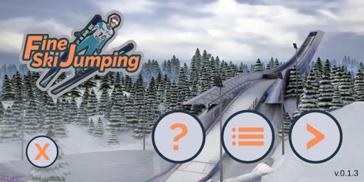 Fine Ski Jumping screenshots 1