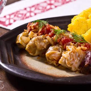 Romanian Cabbage Rolls
