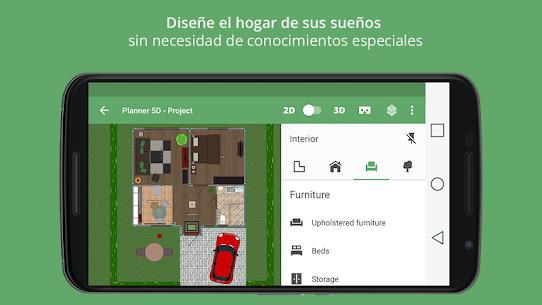 Planner 5D – Diseño Interior 3