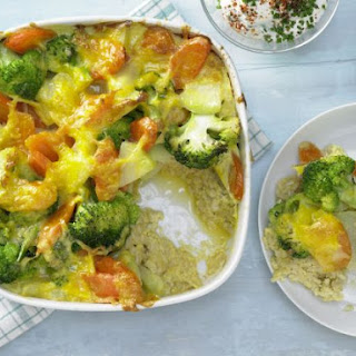Rice Vegetable Casserole Recipes
