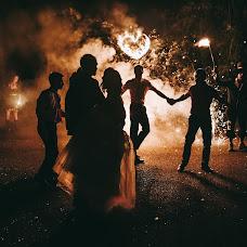 Wedding photographer Alla Mikityuk (allawed). Photo of 18.09.2017