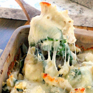 Spinach Artichoke And Cream Cheese Casserole Recipes.
