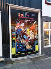 Photo: Yeah, une salle d'arcade de jeux old school !