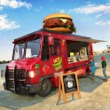 Food Truck Driving Simulator: Food Delivery Games icon