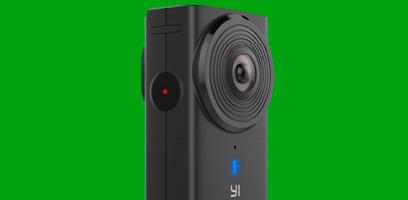 YI 360 VR-CAMERA