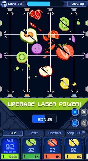 Laser Slicer - Idle Slicer Machine! 1.2.0 screenshots 1