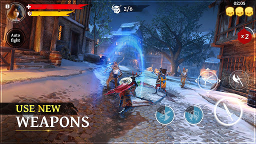 Iron Blade: Medieval Legends RPG 2.1.2m screenshots 6