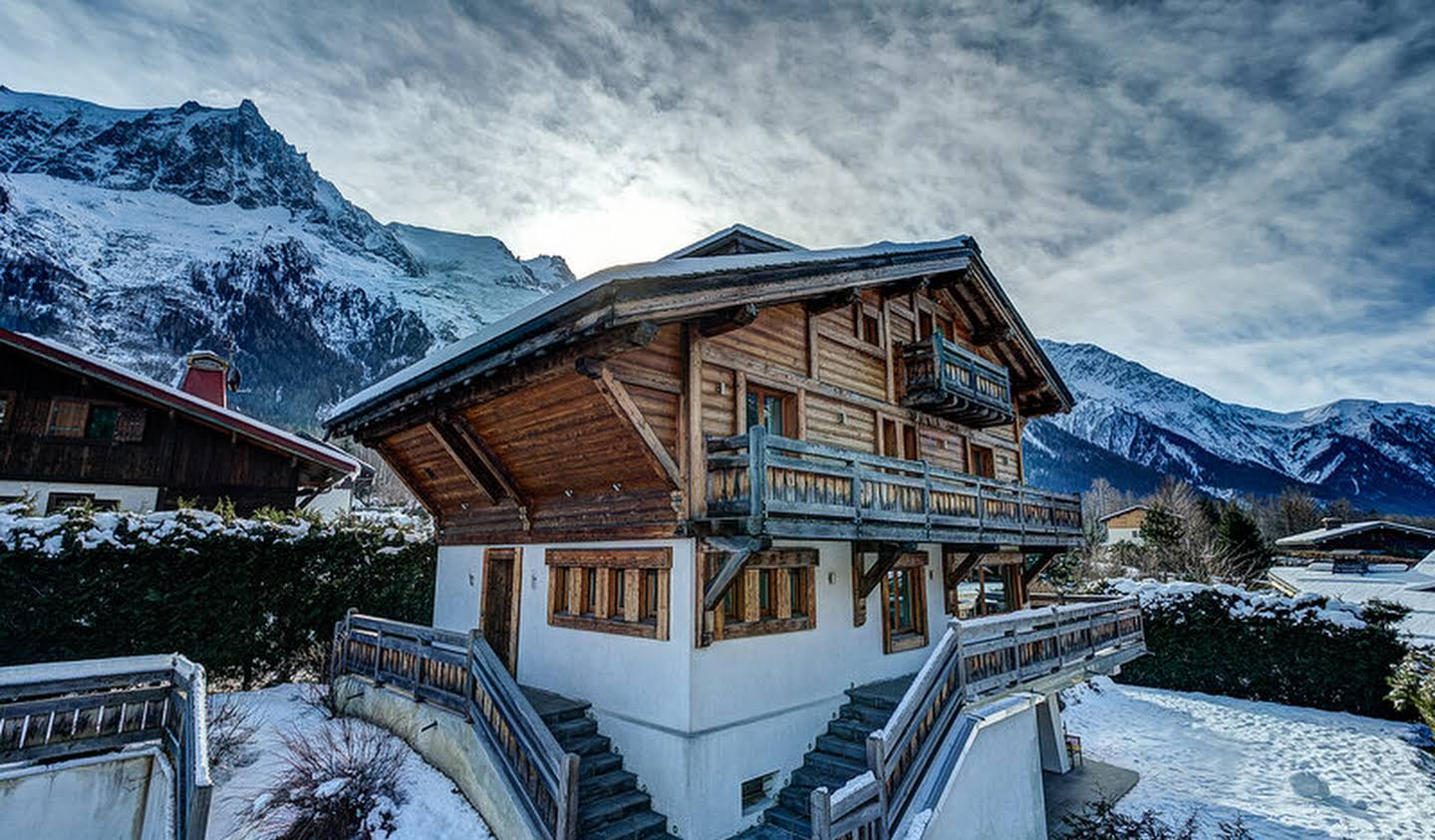 House with terrace Chamonix-Mont-Blanc