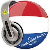 All Netherlands Radios in One Free