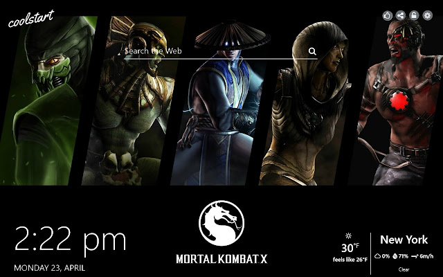 Mortal Kombat Xl Hd Wallpapers Theme
