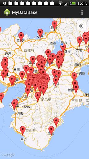 天理教教会MAP
