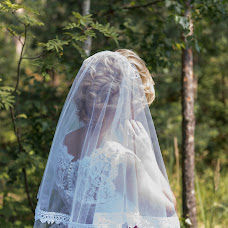 Wedding photographer Albina Sharipova (infal). Photo of 13.08.2017